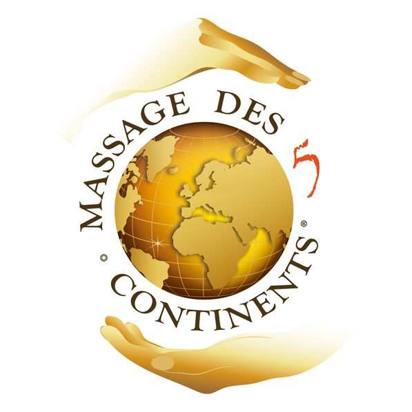 Logo Massage des 5 continents M5C